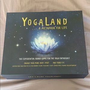 Other - NEW Yogaland yoga board game